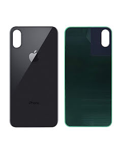 iPhone XS Max Back Glass Black