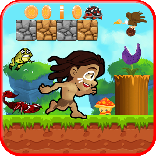 Jungle Tarzan World - Adventure Free Game