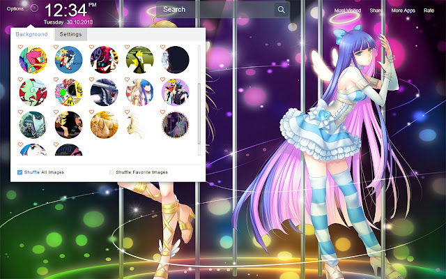 Panty Stocking With Garterbelt Wallpapers