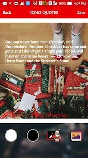 Merry Christmas Customise Card - náhled