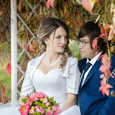 Wedding photographer Alekandra Ivanova (xlebobylka). Photo of 03.10.2015