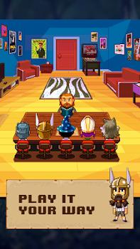 Knights of Pen & Paper 2- screenshot