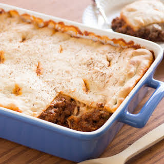 Sloppy Joe Bake.