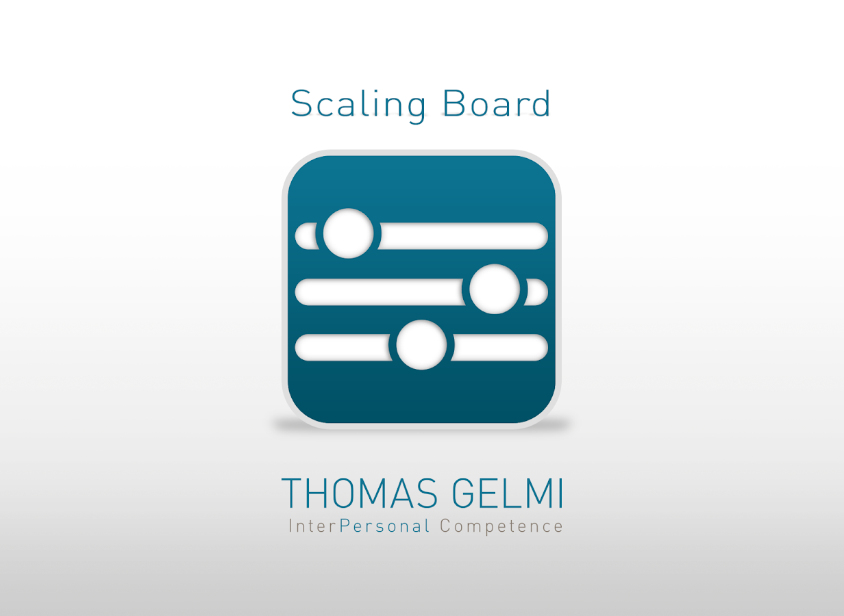 Scaling Board- screenshot