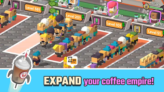 Game Idle Coffee Corp APK for Windows Phone