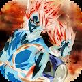 Dragon Z Super Saiyan Blue