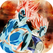 Dragon Z Super Saiyan Blue