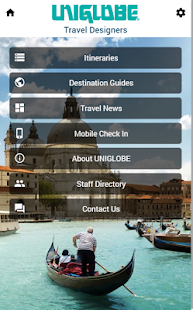 UNIGLOBE Travel Companion- screenshot thumbnail