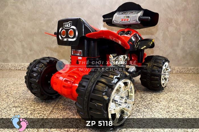 Xe moto điện trẻ em 4 bánh ZP-5118 7