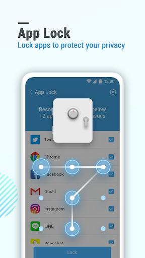 Dr. Safety: Free Antivirus, Booster, App Lock 3.0.1633 screenshots 4