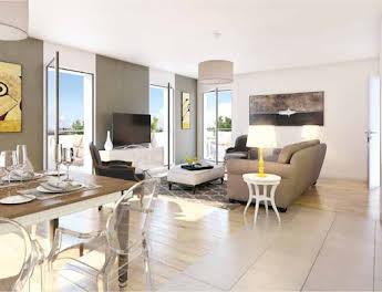 Appartement 2 pièces 39,3 m2