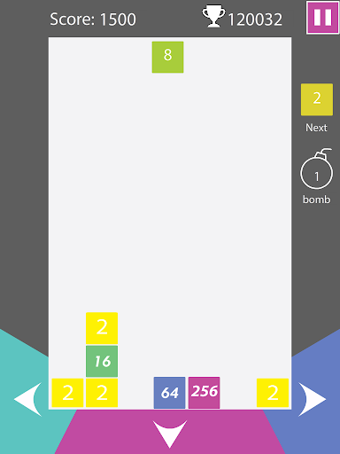 2 Square: A Number Puzzle Game