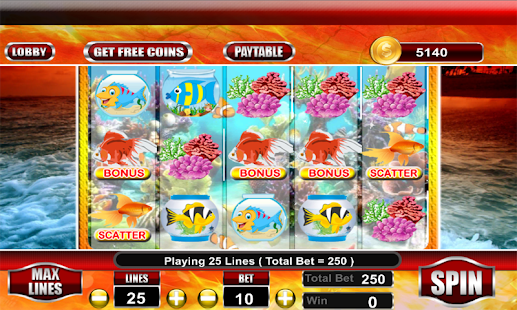 goldfish casino slot hack