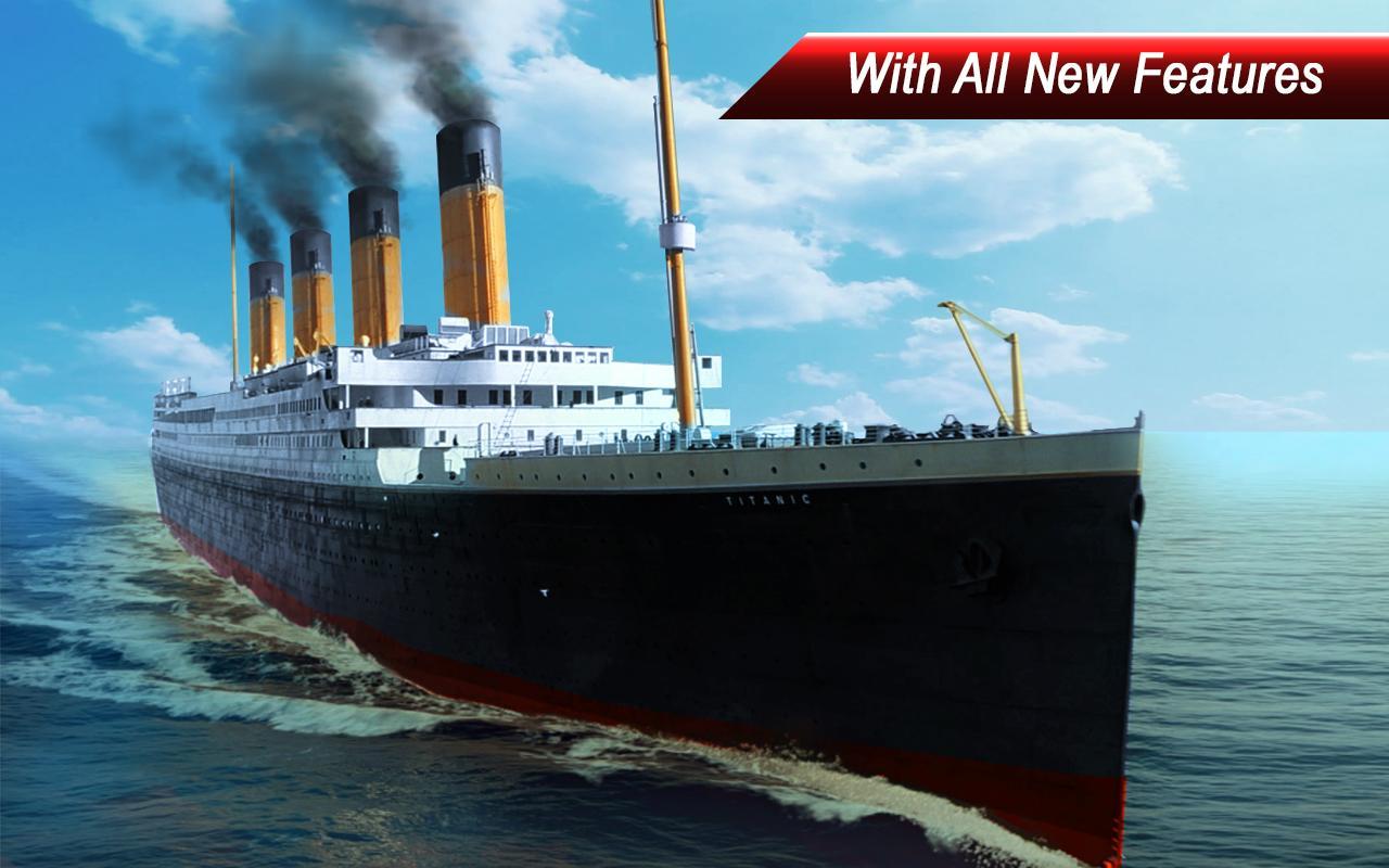 Spiel Titanic