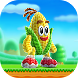 Woolly Corn Adventures World Apk Download Free for PC, smart TV