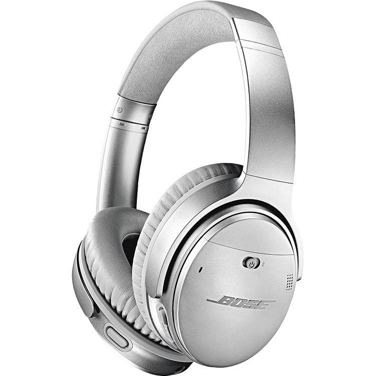 Bose QuietComfort 35 (Series II) Wireless Headphones,