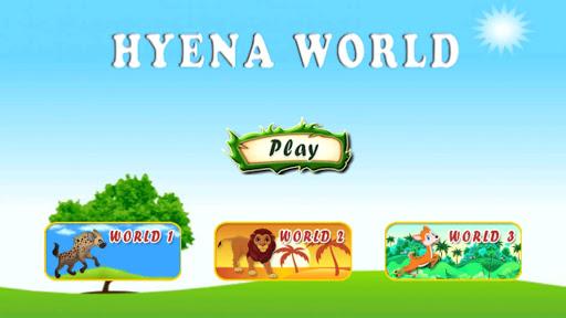Hyena adventure