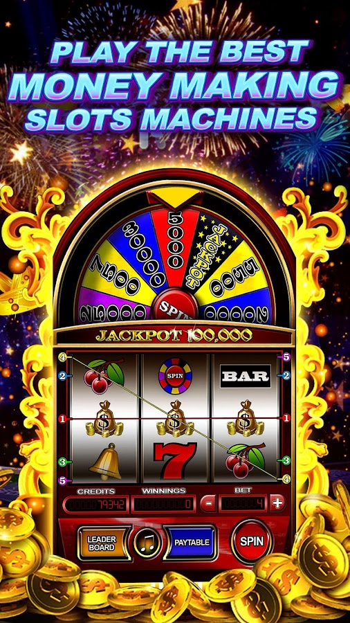 slot machine games for money