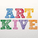 ARTKIVE - Save Kids' Art icon