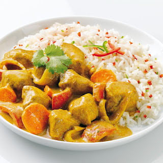 Asiatisches Curry