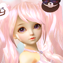 Princess masquerade Dress up icon