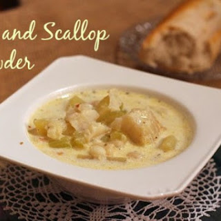 Fish & Scallop Chowder