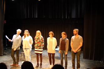 Photo: Mats Eldøen framførte WRRR på Det Andre Teatret 10. mars 2012
