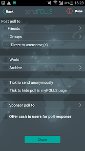 YouPOLL- screenshot thumbnail