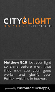 City Light Baptist Church- screenshot thumbnail