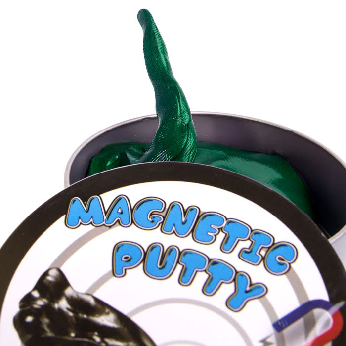 magnetic putty, i burk