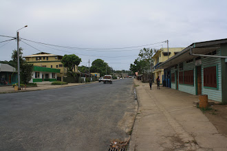 Photo: Downtown Luganville
