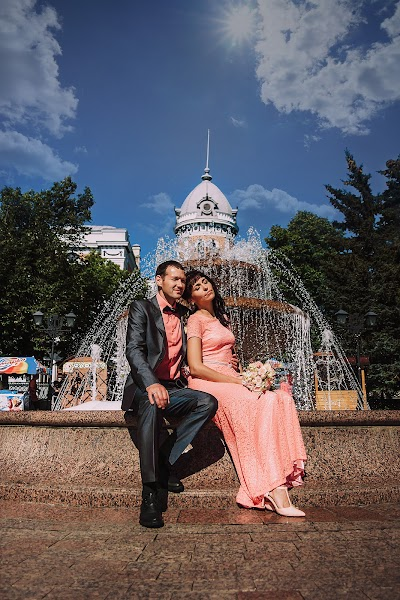 Wedding photographer Olga Romanova (Olixrom). Photo of 10.04.2019