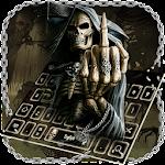 Devil Skeleton Skull 3D Theme Icon