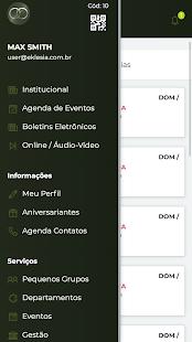 Download Aliança App For PC Windows and Mac apk screenshot 4