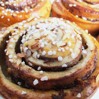 Kanelbullens Dag – Cinnamon Bun Day