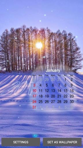 カレンダー2016 ライブ壁紙