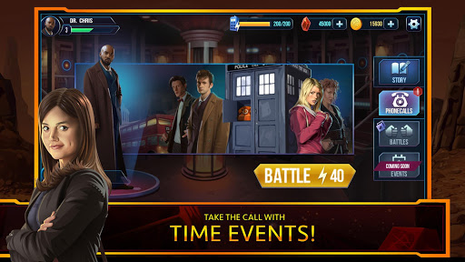 Doctor Who: Battle of Time 1.0.22 {cheat|hack|gameplay|apk mod|resources generator} 5