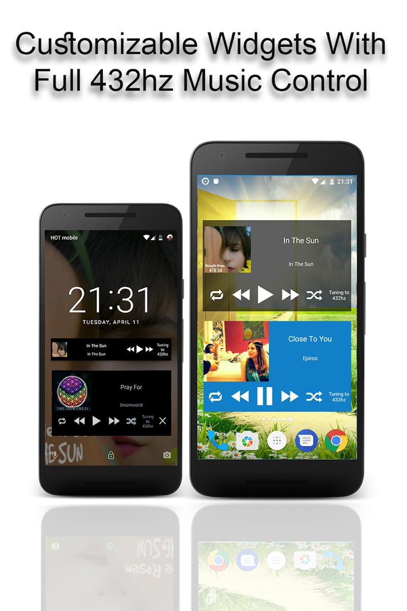 432 Player - Listen to Pure Music Like a Pro Screenshot 2