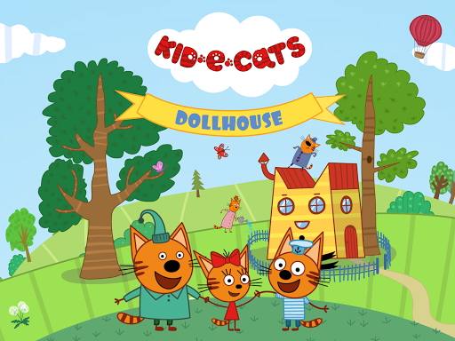 Kid-E-Cats Playhouse filehippodl screenshot 9