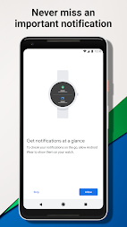Wear OS by Google Smartwatch (was Android Wear) APK screenshot thumbnail 2