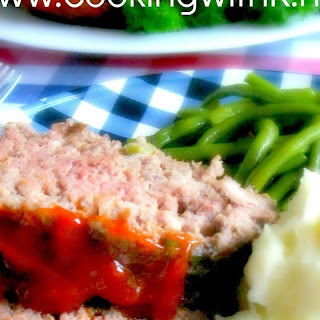 Old Fashioned Meatloaf With Crackers Recipes.