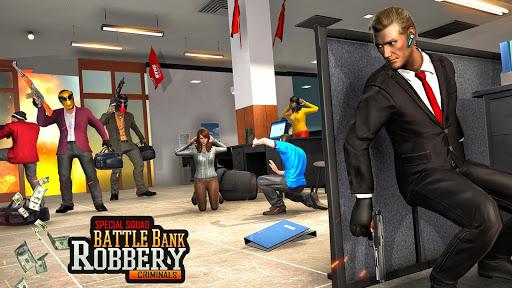 Grand Bank Robbery Vegas Heist : Real Shooting apktram screenshots 3