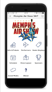 Memphis Air Show 2017- screenshot thumbnail