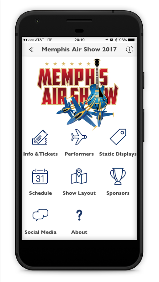 Memphis Air Show 2017- screenshot