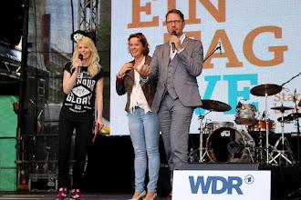 Photo: Ein Tag Live (WDR Essen)