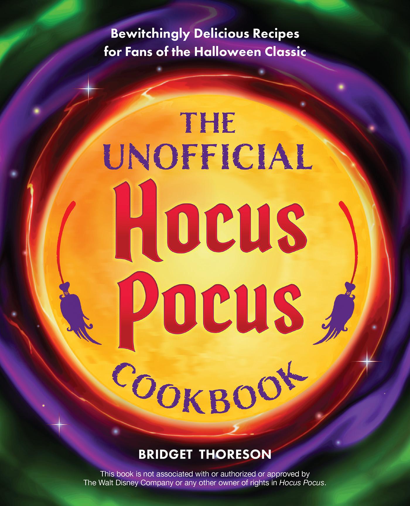 Unofficial Hocus Pocus Cookbook
