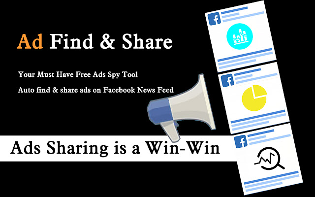 Ad Find & Share