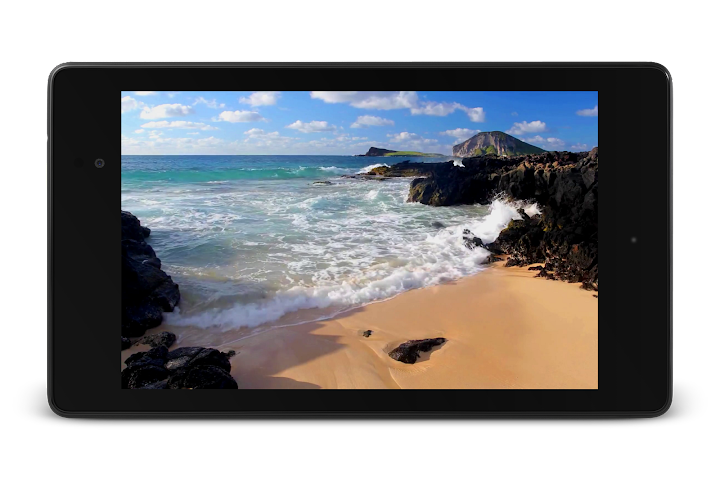 android Relax Video Live Wallpaper Screenshot 10