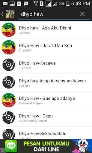 Dhyo Haw Ada Aku Disini