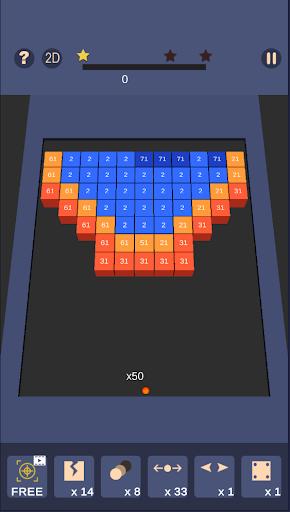 Bricks n Balls Breaker 3D - Puzzle Crusher 1.3.2 screenshots 6
